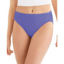 Vanity Fair Hi Cut Panties Microfiber Panties