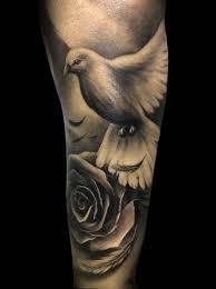 Flower And Bird Tattoo - realistic bird tattoo google search tattoo ideas pinterest
