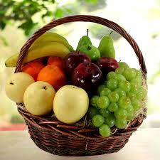 fruit in a basket hanoi city fruit basket