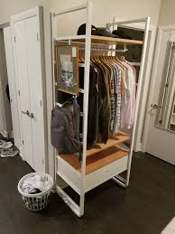 alright r streetwear show me your bedroom clothing storage