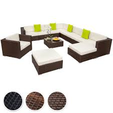 Bali Rattan Garden Furniture by