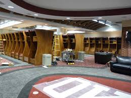 photo gallery football locker room aug 4 2009 the official