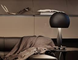 nella vetrina masiero botero designer table light in polyurethane foam