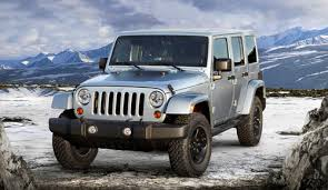 jeep wrangler 2012 unlimited navigating winter in 2012 jeep arctic editions the jeep