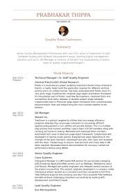 Embedded Engineer Resume Sample by Technical Manager Resume Samples Visualcv Resume Samples Database