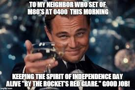 Independence Day Movie Meme - the spirit of independence day imgflip
