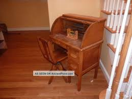Antique Childrens Desk Antique Childs Roll Top Desk Chair Hostgarcia