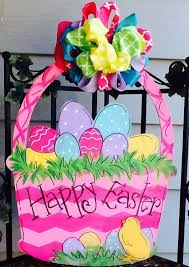 Cute Easter Door Decorations by The 355 Best Images About Easter Door Hangers On Pinterest Yard