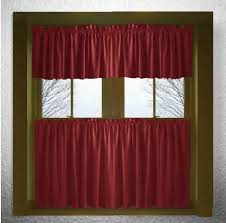 Wine Colored Curtains Wine Colored Kitchen Curtains Impressive Solid Wine Or Wine