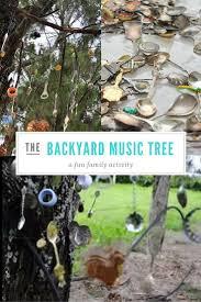 the music backyard tree be a fun mum