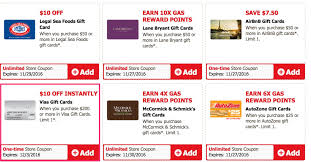 gift cards discount expired safeway vons 10 instant discount on 200 visa gift card
