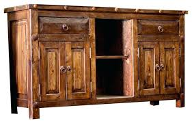 Rustic Bathroom Cabinets Vanities - bathroom vanities rustic vanity mirrors plans buildsomething wood