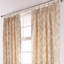 blind u0026 curtain sheer curtains on sale kohls drapes 96 inch