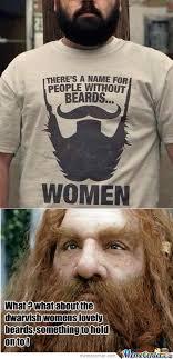 Real Men Meme - rmx real men have beards by vandraren meme center