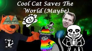 Cool Cat Meme - ytp cool cat saves the world maybe collab entry youtube