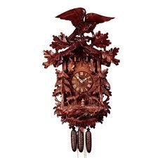 Grandpa Clock Cuckoo Clocks German Authentic Black Forest Clockshops Com