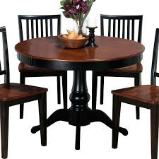 Round Glass Top Pedestal Table 42 Inch Square Pedestal Dining Table Round With Leaf Glass Top