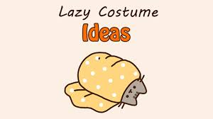 pusheen u0027s lazy costume ideas happy halloween 2014 youtube