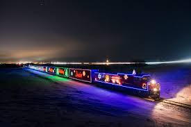 light rail holiday schedule holiday train in parry sound parry sound tourism