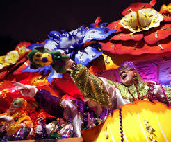 mardi gras throws mardi gras new orleans throws big bash of parades partying