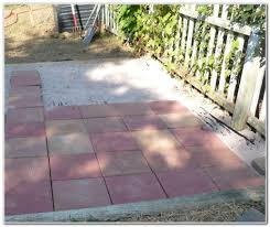 Slope For Paver Patio by Laying Patio Pavers Slope Patios Home Design Ideas Avwzp5zjmg