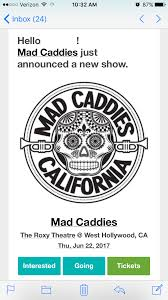 mad caddies the prudent groove