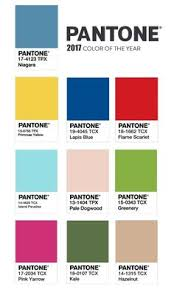 Pantone Color Scheme 25 Color Palettes Inspired By The Pantone Fall 2017 Color Trends