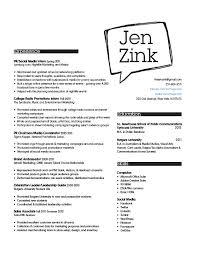 resume project u2013 jen zink gra617