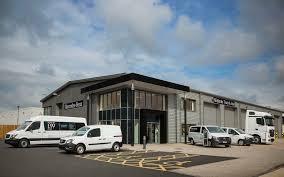 mercedes truck dealers uk mercedes dealer expands workshop services commercial vehicle
