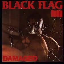 Black Flag Nervous Breakdown Shirt Black Flag Damaged Vinyl Record