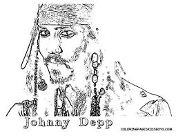 coloring pages book boys pirates caribbean 608692 coloring