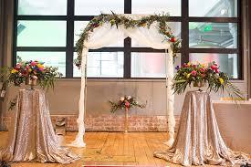 wedding arches glasgow burns and craig jones tie the knot scotland