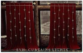 sheer curtains with lights curtains with lights best curtain lights ideas on dorm room canopy