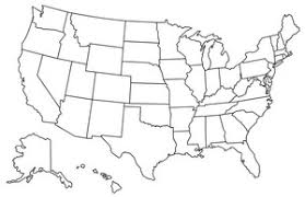 visited states map map of states visited us state map usa map with color states