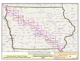 Pipeline Map Of North America by Indianz Com U003e Meskwaki Tribe Opposes Oil Pipeline Through