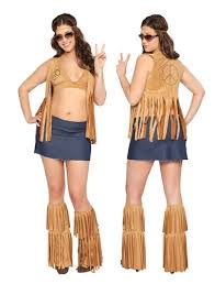 Size Hippie Halloween Costumes Size Seventies Hippie Costume Size Clothing