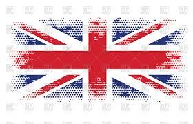 great britain flag halftone vector clipart image 118559 u2013 rfclipart