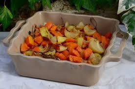 cuisiner les l馮umes d hiver légumes d hiver rôtis au four la p tite cuisine de pauline
