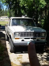 1986 ford ranger 4x4 1986 ford ranger in dakota for sale used cars on