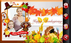 thanksgiving day photo frame 2017 android apps on play