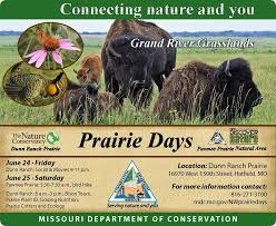 Iowa wildlife tours images Prairie day 2016 will take place at dunn the nature