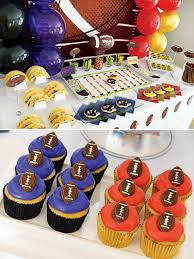 yummy super bowl 2013 football party ideas hostess with the