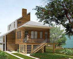 sustainable home design sustainable homes for katrina victims from brad pitt