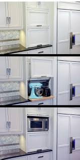 Garage Ideas Best 10 Appliance Garage Ideas On Pinterest Appliance Cabinet