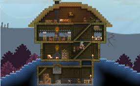 starbound houses let s share our houses starbound