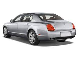 bentley continental flying spur rear image 2009 bentley continental flying spur 4 door sedan angular