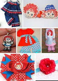 a raggedy ann themed party for my mom one swell studio