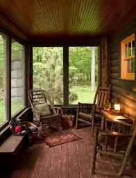 diy log cabin decor porch rustic with patio furniture patio furniture