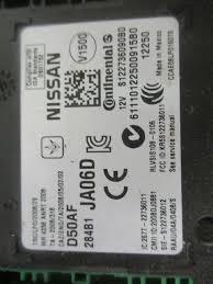 nissan altima 2013 service schedule oem 2009 2013 nissan altima bcm body control module 284b1 ja06d ebay