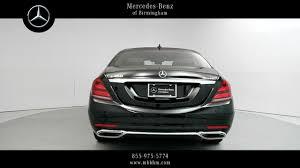 new 2018 mercedes benz s class s 450 4d sedan in hoover m355817